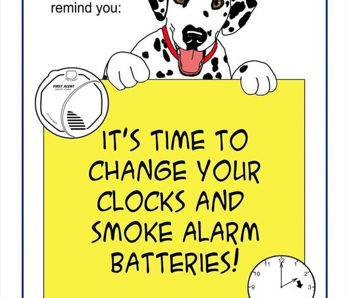 Have You Checked Your Smoke Alarms Servpro Of Greeley Windsor