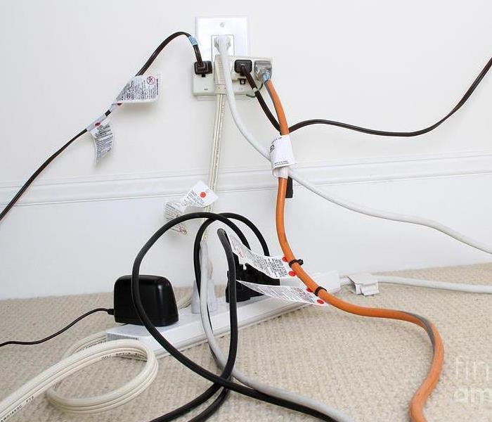 Fire Damage Respecting Your Outlets Can Prevent Fire Damage to Your Home