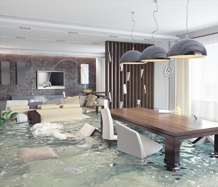 Water Damage Flood Damage Greeley - A check list to follow after flood damage